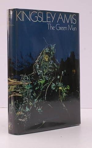 The Green Man. NEAR FINE COPY IN UNCLIPPED DUSTWRAPPER: Kingsley AMIS