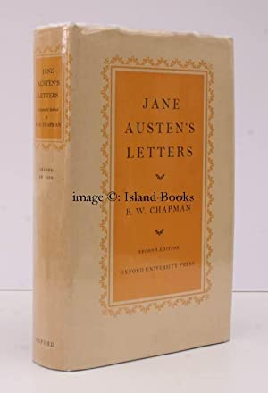 Jane Austen's Letters to her Sister Cassandra and Others. Edited by R. . Chapman. [Second ...