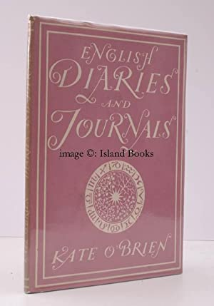 English Letters and Journals. [Britain in Pictures series]. NEAR FINE COPY IN UNCLIPPED DUSTWRAPPER...