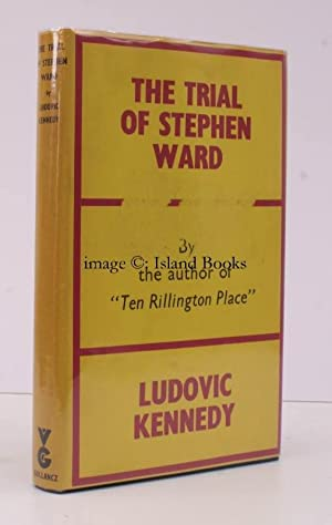 The Trial of Stephen Ward. BRIGHT, CLEAN IN UNCLIPPED DUSTWRAPPER: Ludovic KENNEDY