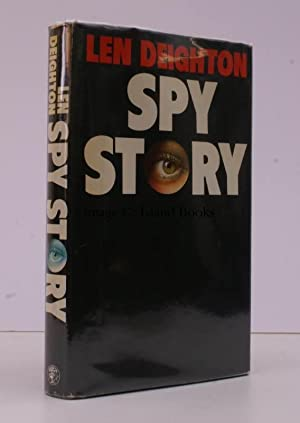 Spy Story. BRIGHT, CLEAN COPY IN UNCLIPPED DUSTWRAPPER: Len DEIGHTON