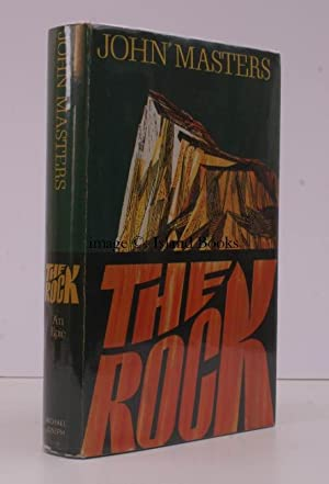The Rock. An Epic. IN UNCLIPPED DUSTWRAPPER: John MASTERS