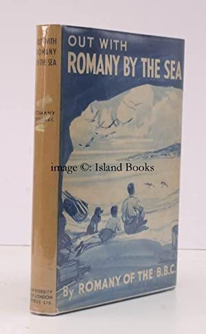 Out with Romany By the Sea. Illustrations by Reg Gammon. Fourth Impression. NEAR FINE COPY IN ...