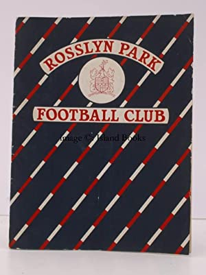 Rosslyn Park Football Club. [Foreword by W. Ramsay]. A RARE SURVIVAL: W. RAMSAY (fwd.)]