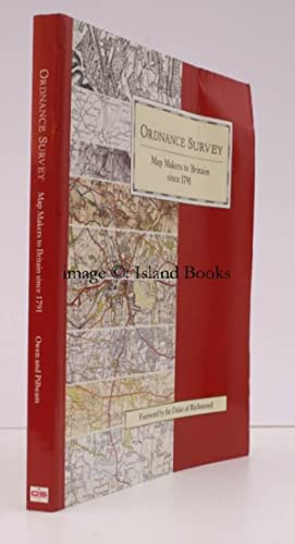 Ordnance Survey. Map Makers to Britain since 1791. [First Paperback Edition]. FINE COPY