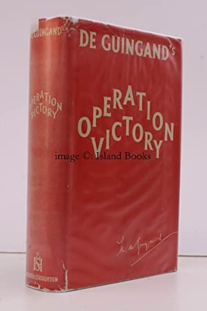 Operation Victory. IN THE RARE DUSTWRAPPER: Major-General 'Freddie' DE