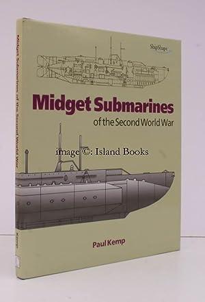 Midget Submarines of WWII (ShipShape).: Paul KEMP