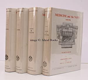 Medicine and the Navy 1200-1900. Introduction by: J.J. KEEVIL [with