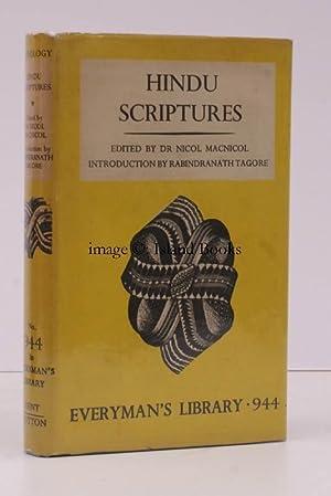 Hindu Scriptures. Hymns from the Rigveda. Five Upanishads. The Bhagavadgita. Edited by Nicol ...