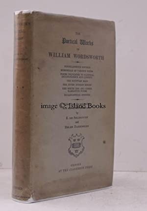 The Poetical Works of William Wordsworth. [Volume: William WORDSWORTH
