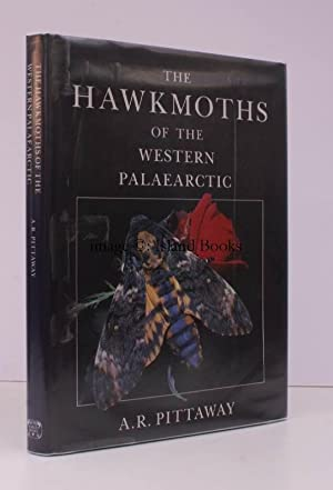 The Hawk Moths of the Western Palaearctic. NEAR FINE COPY IN UNCLIPPED DUSTWRAPPER: A.R. PITTAWAY