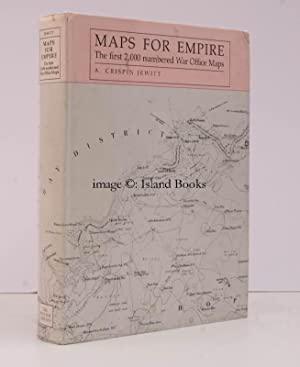 Maps for Empire. The First 2000 Numbered War Office Maps 1881-1905.