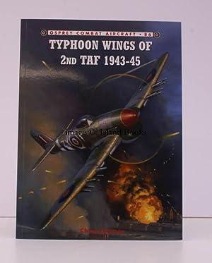 Typhoon Wings of 2nd TAF 1943-45. FINE COPY: C. THOMAS