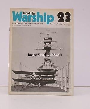 Warship Profile 23. HMS Furious. Aircraft Carrier: C.A. JENKINS
