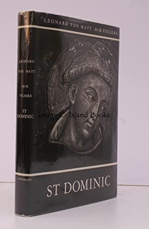 St. Dominic. A Pictorial Biography. Translated from the French by Gerard Meath. [First English ...