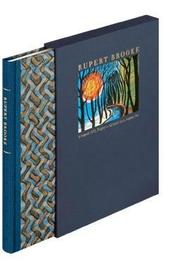 Rupert Brooke. Selected Poems. Introduced by Jon Stallworthy. Illustrated by Ed Kluz. EDITION ...