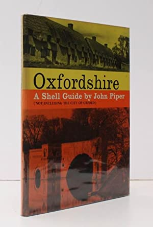 Oxfordshire ( not including the City of Oxford). A Shell Guide. [Second Edition]. FINE COPY IN ...
