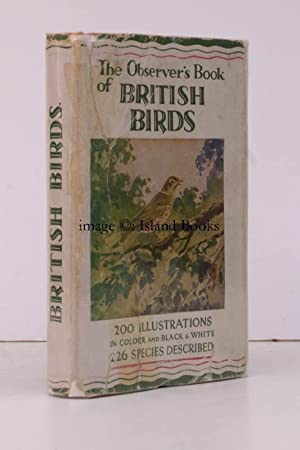 The Observer's Book of Birds. Describing Two Hundred and Thirty-Six Species with 200 ...