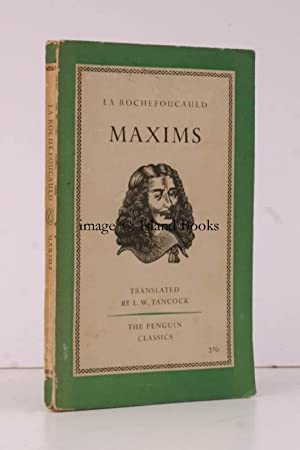 Maxims. Translated with an Introduction by L.W. Tancock [The Penguin Classics].