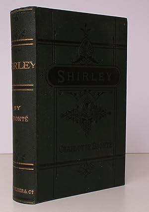 Shirley. NEAR FINE COPY: Charlotte BRONTE