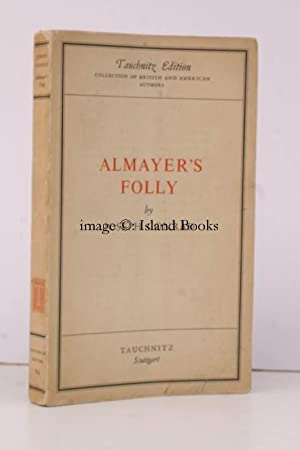 Almayer's Folly. [Tauchnitz Edition]. NEAR FINE COPY IN ORIGINAL WRAPPERS: Joseph CONRAD