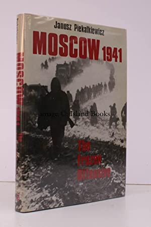 Moscow 1941. The Frozen Offensive. [First English Edition]. NEAR FINE COPY IN UNCLIPPED DUSTWRAPPER...