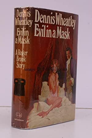 Evil in a Mask. [A Roger Brook adventure]. Illustrated by G. D'Achille. SIGNED PRESENTATION ...