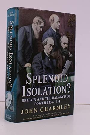splendid isolation charmley john