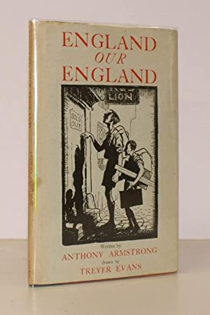 England our England. A Vague and Unauthenticated Gudie to some English Towns. With Drawings by ...