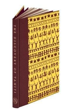 The Discovery of Tahiti. Introduced by Oliver Warner. Illustrated by Robert Gibbings. [Reissue of ...