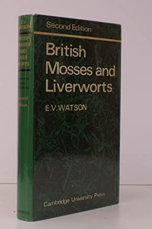 British Mosses and Liverworts. An Introductory Work,: E. Vernon WATSON
