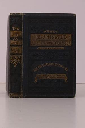 The Illuminated Scripture Text Book. with interleaved: Edmund EVANS