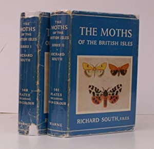 The Moths of the British Isles. First Series [with] Second Series. Edited and revised H.M. Edelsten...