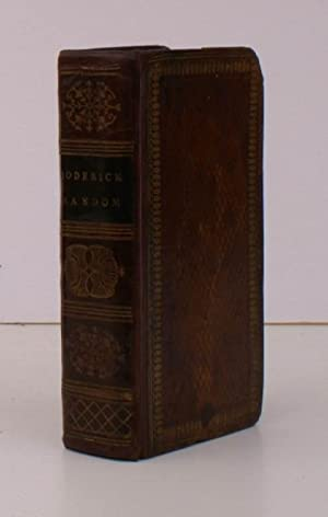 The Adventures of Roderick Random. With a Life of the Author. SCARCE WEYBRIDGE PRINTING IN ...