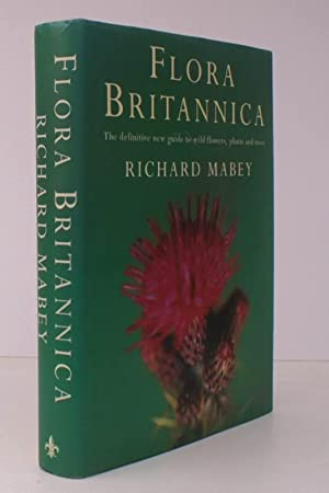Flora Britannica. With Photographs by Bob Gibbons and Gareth Lovett Jones. FINE COPY IN UNCLIPPED ...