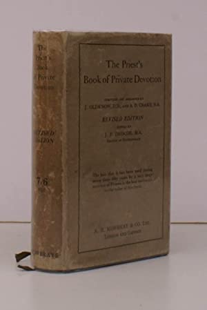 The Priest's Book of Private Devotion. Compiled: J. OLDKNOW and
