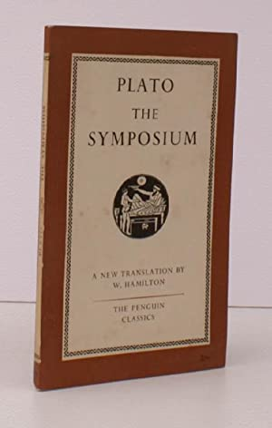 The Symposium. A New Translation by W. Hamilton. NEAR FINE FIRST EDITION IN PENGUIN CLASSICS
