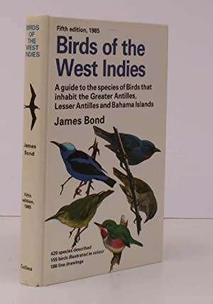Birds of the West Indies. With Colour: James BOND