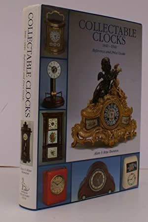 Collectable Clocks 1840-1940. Reference and Price Guide. [Third Edition]. FINE COPY IN UNCLIPPED ...