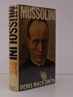 Mussolini. NEAR FINE COPY IN DUSTWRAPPER