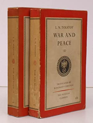 War and Peace. Translated and with an Introduction by Rosemary Edmonds. FIRST APPEARANCE IN PENGU...