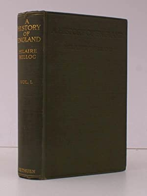 A History of England. Vol. I. Pagan England. Catholic England: I: The Dark Ages. B.C. 55 to A.D. ...