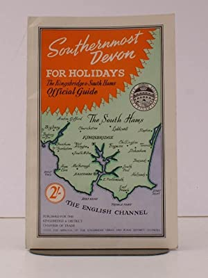 Kingsbridge and that Part of Devon known as the South Hams. Official Guide. NEAR FINE COPY IN ...