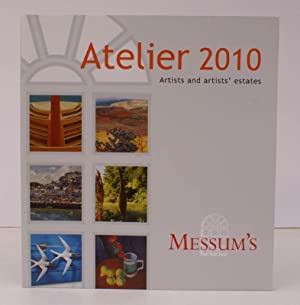 Atelier 2010. Artists and Artists' Estates FINE COPY: DAVID MESSUM