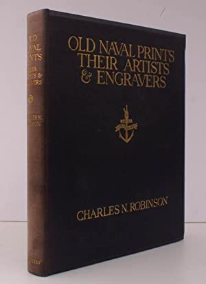 Old Naval Prints. Their Artists and Engravers. Edited by Geoffrey Holme. 1500 COPIES WERE PRINTED: ...