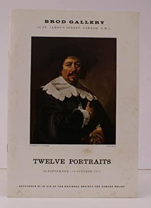 Twelve Portraits. Introduction by Terence Mullaly.: BROD GALLERY