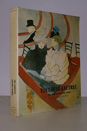 Toulouse-Lautrec. The Complete Graphic Works. A Catalogue Raisonne. The Gerstenberg Collection.: ...