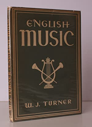 English Music. [Britain in Pictures series]. BRIGHT,: W.J. TURNER