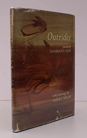 Outrider. Poems, 1956-1962. With Paintings by Sidney Nolan. BRIGHT, CLEAN COPY IN UNCLIPPED ...
