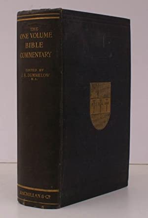A Commentary on the Holy Bible by various Writers. Complete in One Volume. BRIGHT COPY: J.R. ...